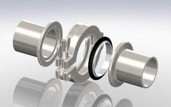 ISO –KF elemente de cuplare rapida