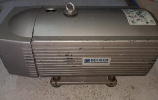Becker KVT 4.40 Second Hand